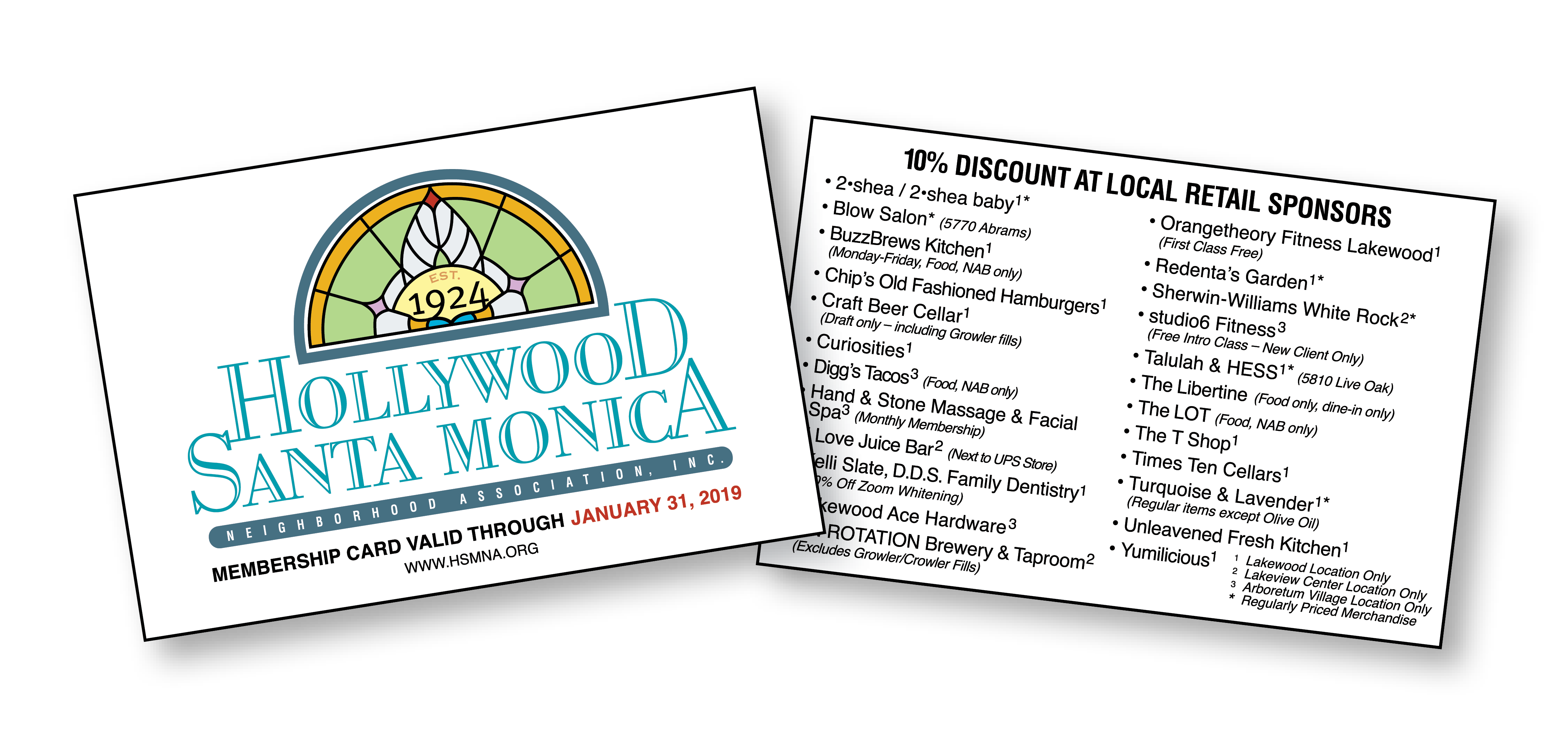 Hollywood/Santa Monica Neighborhood Association - Home